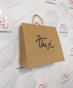 Túi giấy Kraft-TiWi