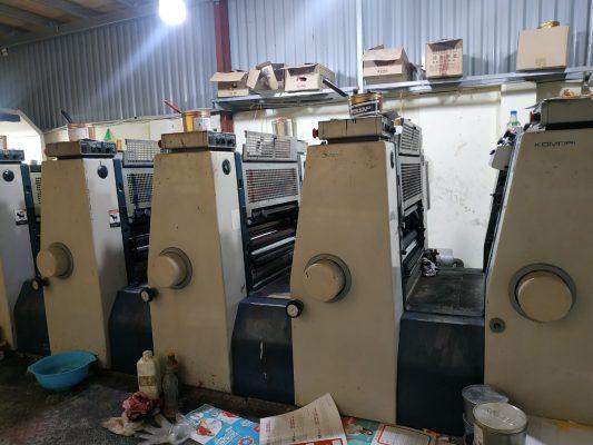 Hệ thống xưởng in giá rẻ tại Hà Nội