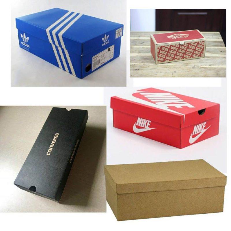 Những lưu ý khi in hộp đựng giày giá rẻ tại Hà Nội