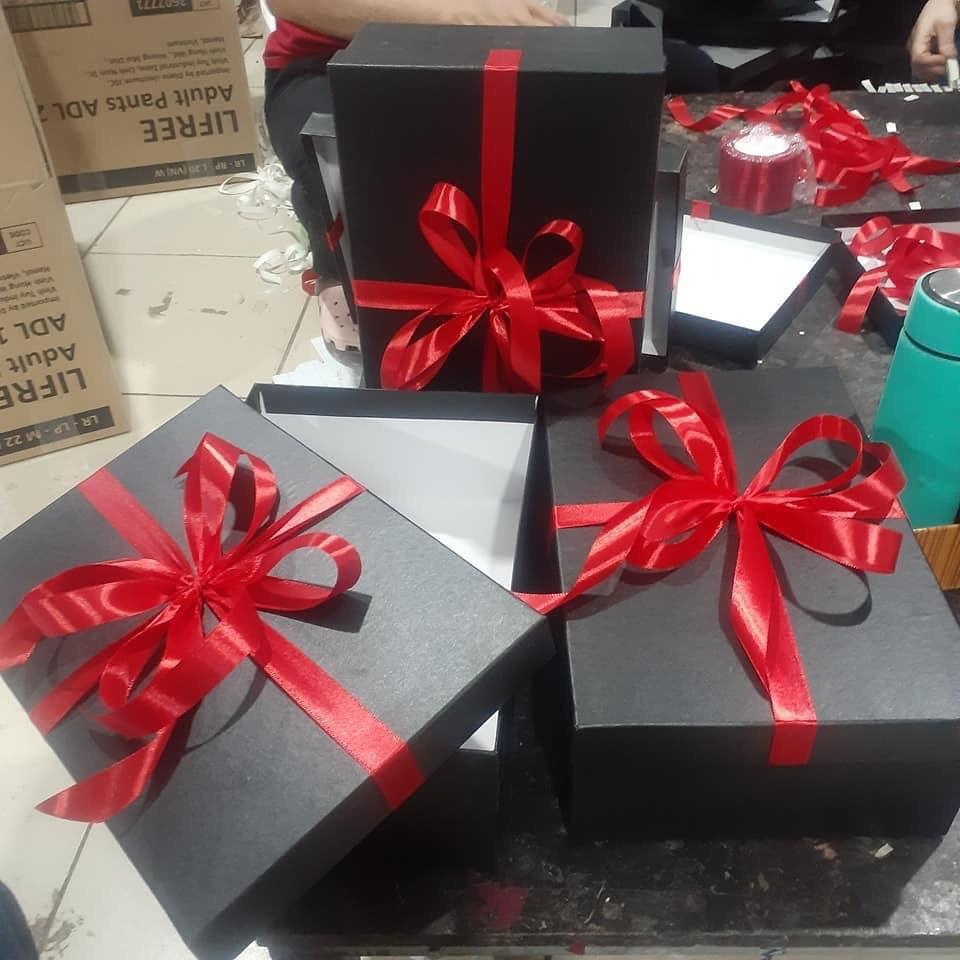 Xưởng in hộp quà