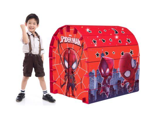 Nhà giấy carton cho trẻ