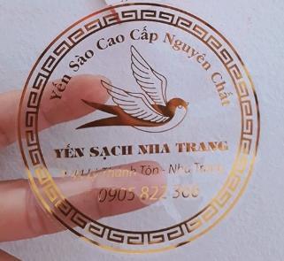 In decal trong ép nhũ tại Hà Nội